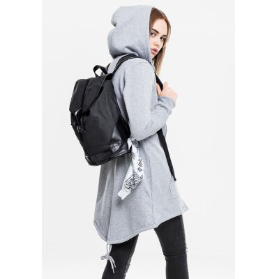Urban Classics - TB1075 - Ladies Sweat Parka - grey