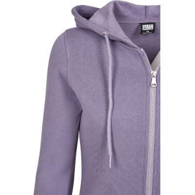 Urban Classics - TB1075 - Ladies Sweat Parka - dustypurple