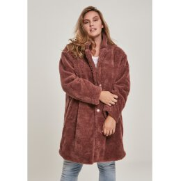 Urban Classics - TB3058 - Ladies Oversized Sherpa Coat -...