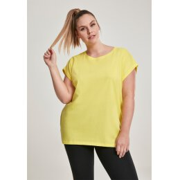 Urban Classics - TB771 - Ladies Extended Shoulder Tee -...