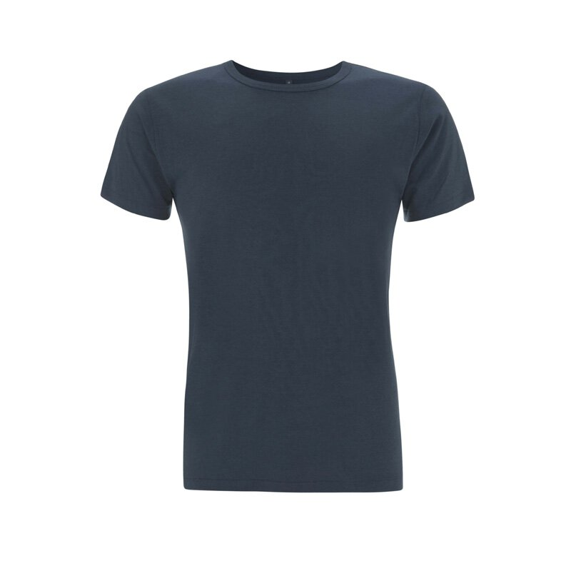 Continental - N45 -  Mens Bamboo Jersey T-Shirt - denim blue