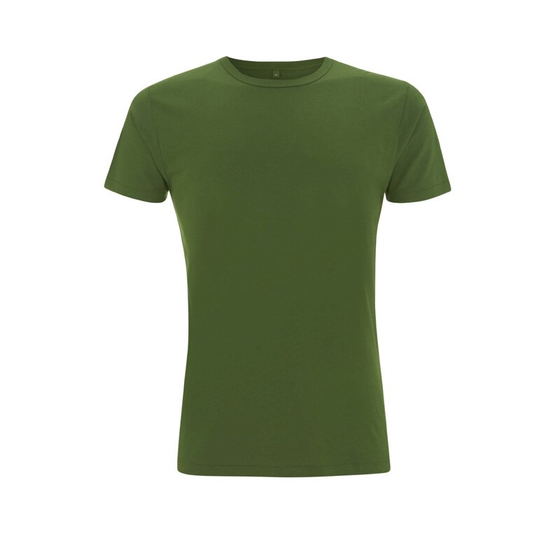 Continental - N45 -  Mens Bamboo Jersey T-Shirt - leaf green