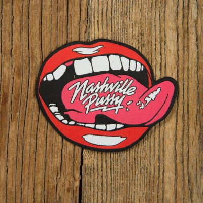 Nashville Pussy - Pleased To Eat You - Patch
