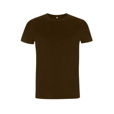 Continental / Earth Positive - EP100 Unisex T-Shirt - dark brown