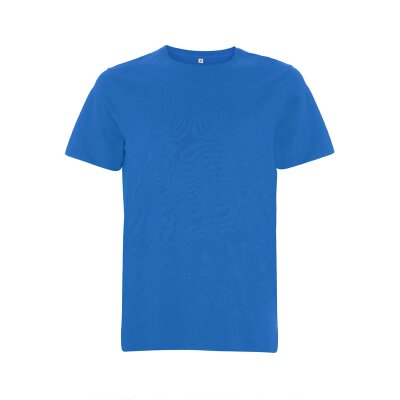Continental / Earth Positive - EP18 - Organic Heavy Unisex T-Shirt - bright blue
