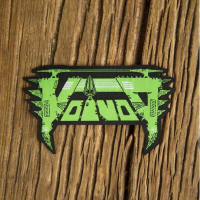 Voivod - Killing Technology - Patch (Aufnäher) green/black