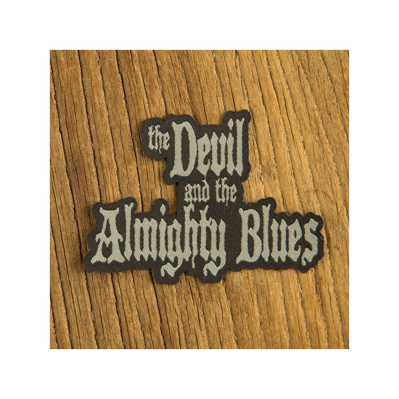 Devil & The Almighty Blues, The - Logo - Patch...