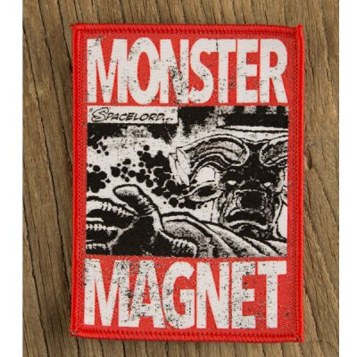 Monster Magnet - Spacelord Comic - Patch (Aufnäher)