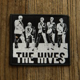 Hives, The - Skeletons - Patch (Aufnäher)