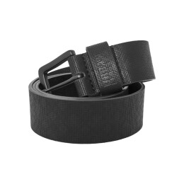 Urban Classics - TB2173 - Fake Leather Belt - black
