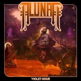 ALUNAH - VIOLET HOUR - CD