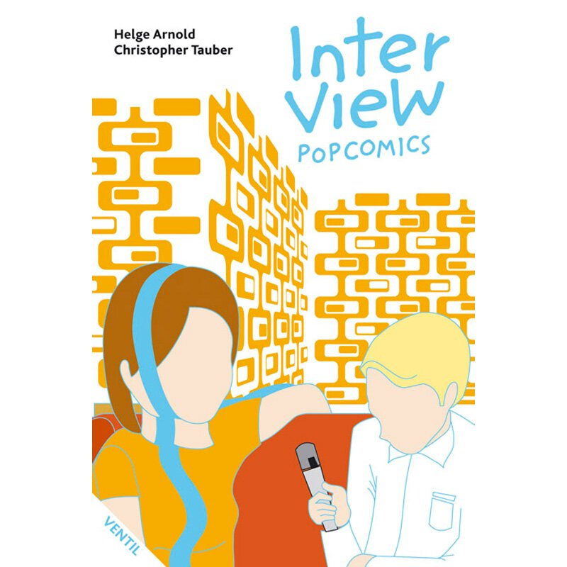 Helge Arnold/ Christopher Tauber: Inter View - Popcomics...