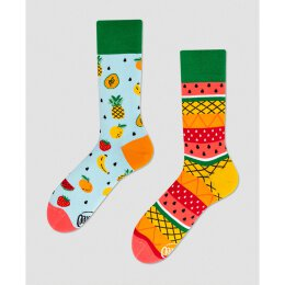 Many Mornings Socks - Tutti Frutti - Socken