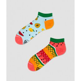 Many Mornings Socks - Tutti Frutti Low - Socken