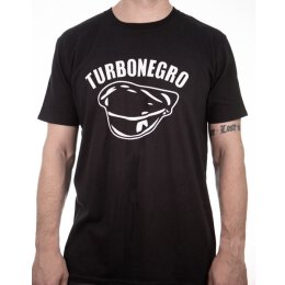 Turbonegro - Hat - T-Shirt - black