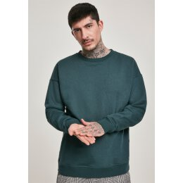 Urban Classics - TB1591 - Sweat Crewneck - bottlegreen