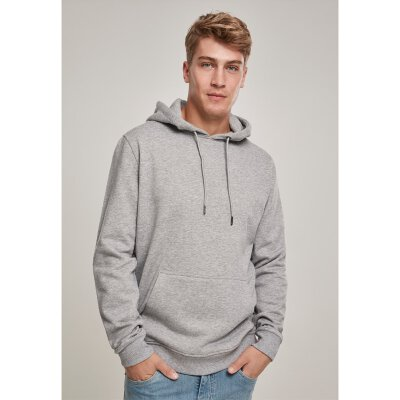 Urban Classics - TB1592 Basic Sweat Hoody - grey