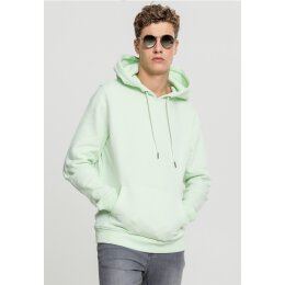 Urban Classics - TB1592 Basic Sweat Hoody - light mint