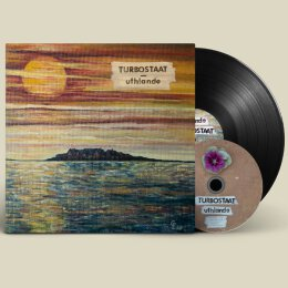 Turbostaat - Uthlande  - LP + CD