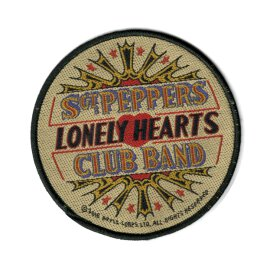 Beatles, The - Sgt Peppers Lonely Hearts Club - Patch...
