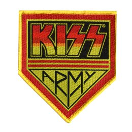 Kiss - Army - Patch