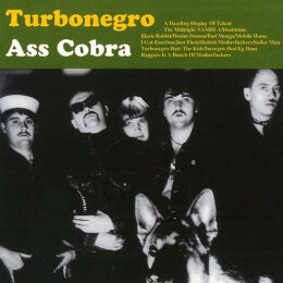 Turbonegro - Ass Cobra - LP - black Vinyl