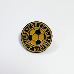 Football Against Racism - Pin