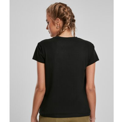 Urban Classics - TB3427 Ladies Basic Box Tee - black