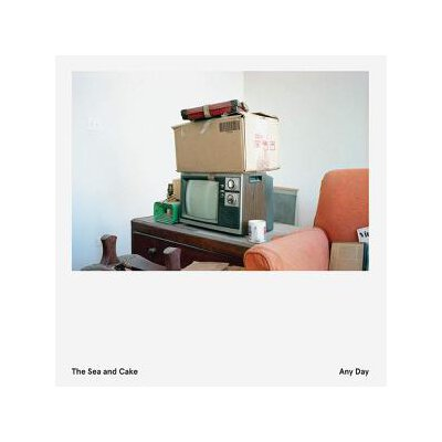 SEA AND CAKE, THE - ONE BEDROOM - CD