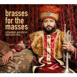 DZAMBO AGUSEVI ORCHESTRA - BRASSES FOR THE MASSES - LP