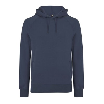 Continental / Earth Positive - EP61P Organic Unisex Hoodie - denim