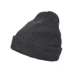Flexfit - 1545K - Long Knit Beanie - Darkgrey