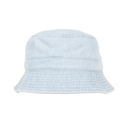 Flexfit - 5003DB - Denim Bucket Hat - Light Blue