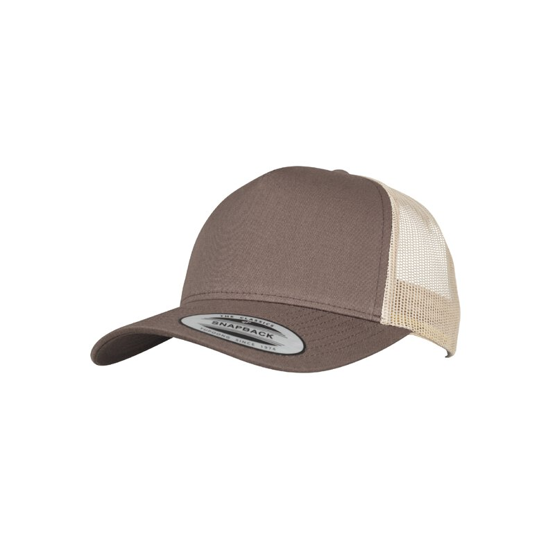 Flexfit - 6506T - 5-Panel Retro Trucker 2-Tone Cap -...