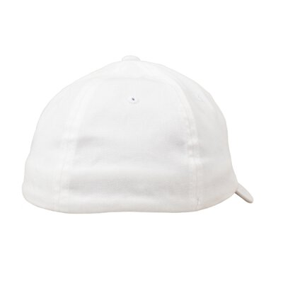Flexfit - 6745 - Cotton Twill Dad Cap - white