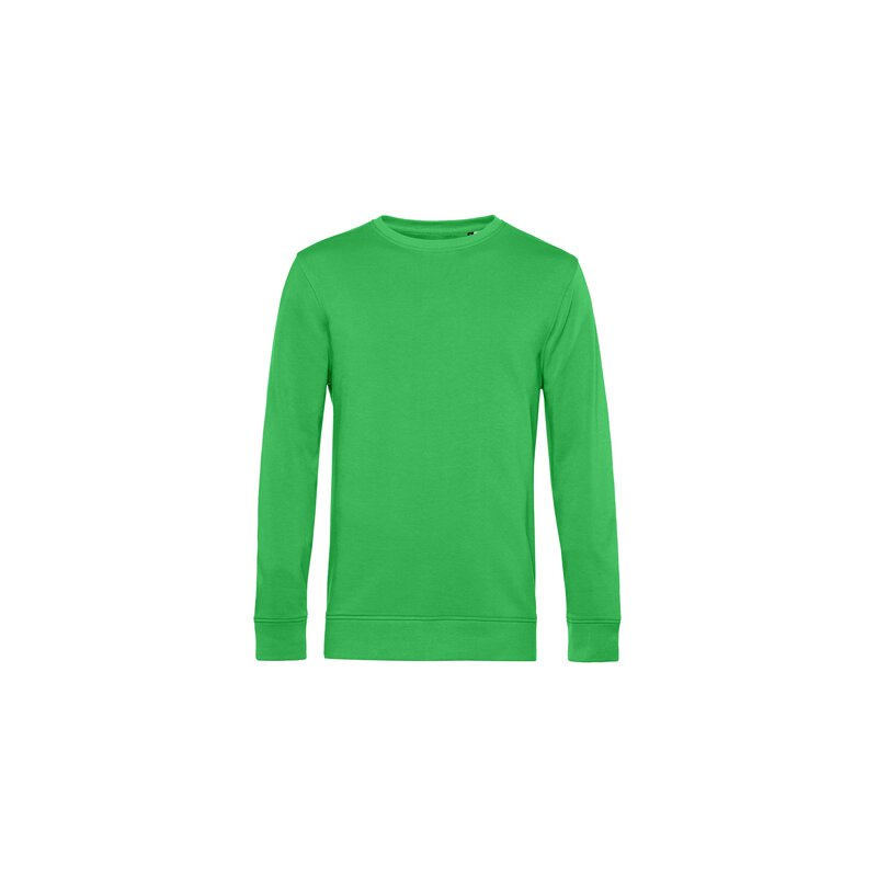 B&C - Organic Crew Neck French Terry ( WU31B) - apple...
