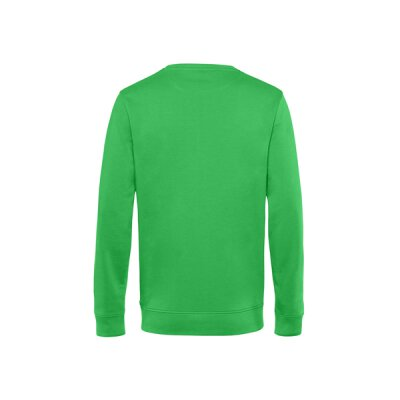 B&C - Organic Crew Neck French Terry ( WU31B) - apple green