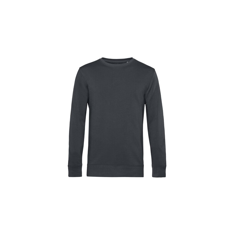 B&C - Organic Crew Neck French Terry ( WU31B) -...