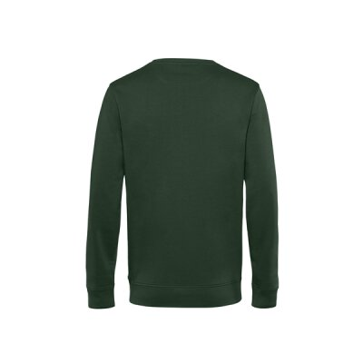 B&C - Organic Crew Neck French Terry ( WU31B) - forest green