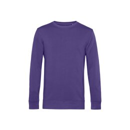 B&C - Organic Crew Neck French Terry ( WU31B) - radiant...