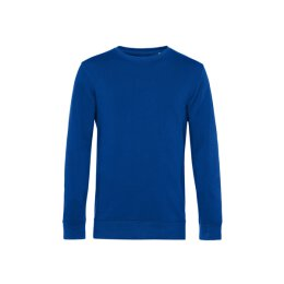 B&C - Organic Crew Neck French Terry ( WU31B) - royal blue