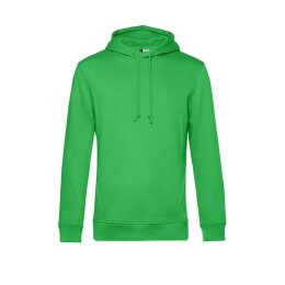 B&C - Organic Hooded Kapuzenpullover ( WU33B) - apple green