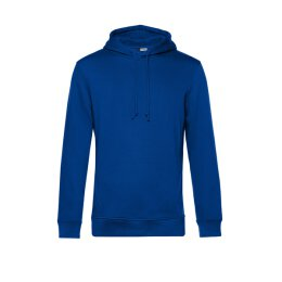 B&C - Organic Hooded Kapuzenpullover ( WU33B) - royal blue