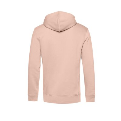 B&C - Organic Zip Hooded Kapuzenjacke ( WU35B) - soft rose
