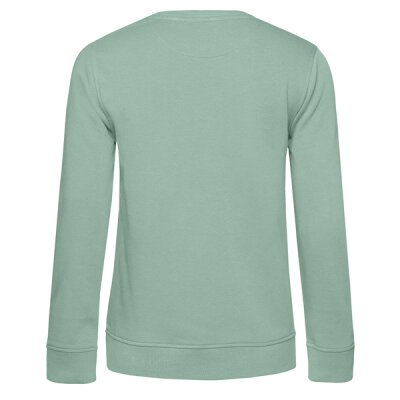 B&C -  Organic Crew Neck French Terry  Women (WW32B) - sage