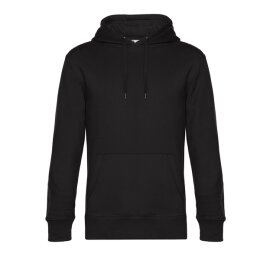 B&C - King Hooded Unisex Kapuzenpullover  (WU02K) - black