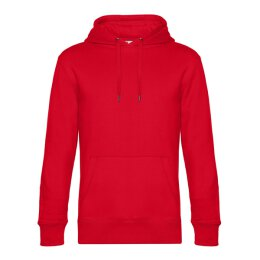 B&C - King Hooded Unisex Kapuzenpullover  (WU02K) - red
