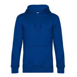B&C - King Hooded Unisex Kapuzenpullover  (WU02K) - royal...