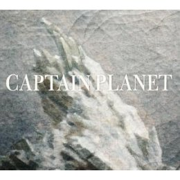 CAPTAIN PLANET - TREIBEIS - LTD COLORED VINYL - LP