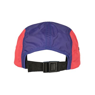 Starter - Multicolored Logo Patch (ST034) - Jockey Cap - pink/blue/orange
